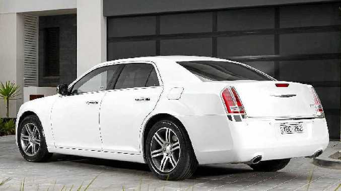 Chrysler's 300 range remains distinctive but now boasts more executive styling.