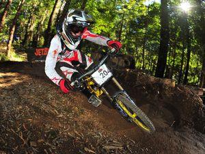 Coffs is NSW downhill bike capital