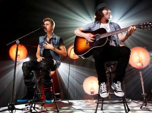 Justin Bieber performs secret show