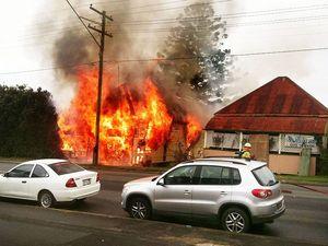 2012 Brisbane Street fire