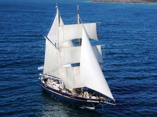 The World Voyage ballot for the Young Endeavour is open until September 30.