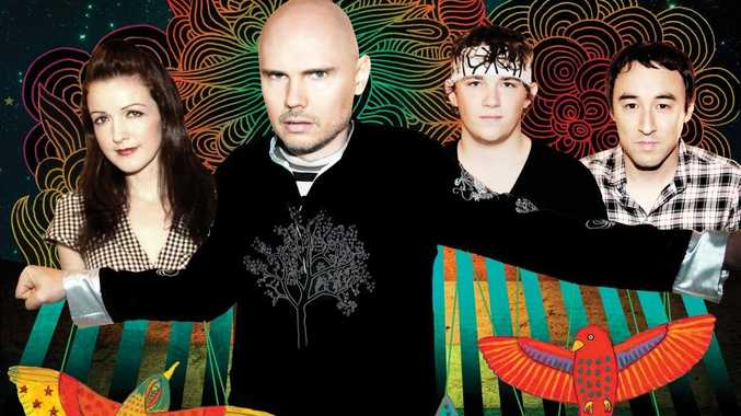 The Smashing Pumpkins will play the 2012 Splendour in the Grass music festival.