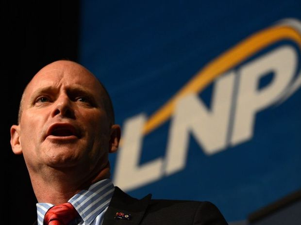 Have your say on the Campbell Newman Government