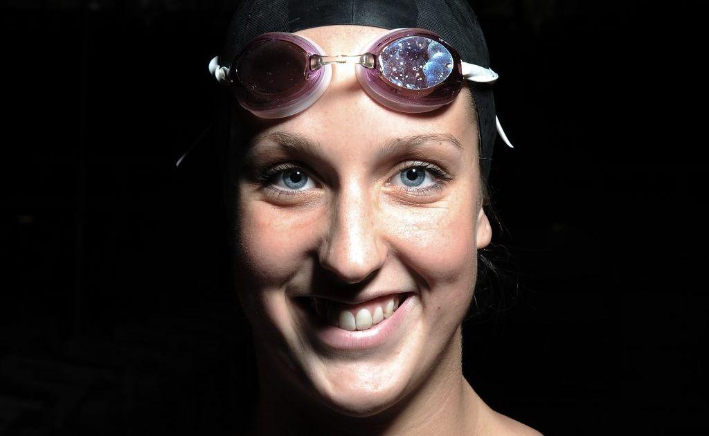 Australian swimmer Brittany Elmslie