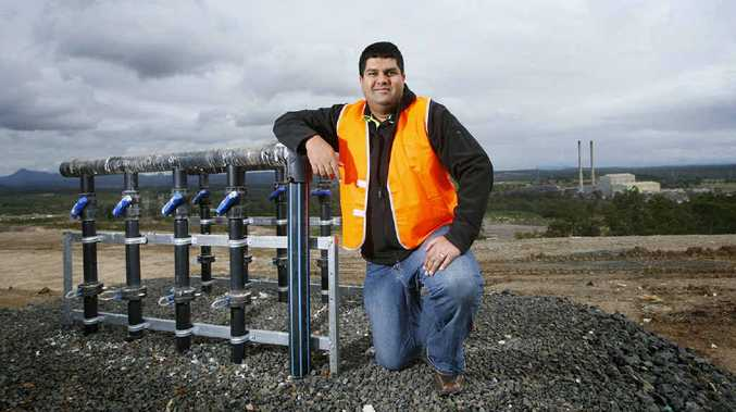 City firm Thiess is set for a huge carbon tax bill. Ishrar Ali is manager of Landfills, Transfer Stations, and Transport.