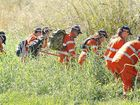 SES help with missing man search