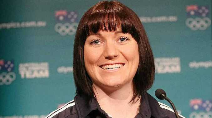 Anna Meares has been given the seal of approaval by Ken Tucker to be the Australian flagbearer in London.