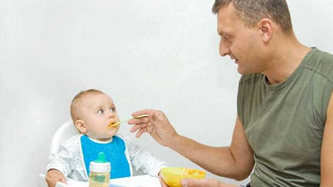 A new study has blown away myths surrounding 'deadbeat dads'.
