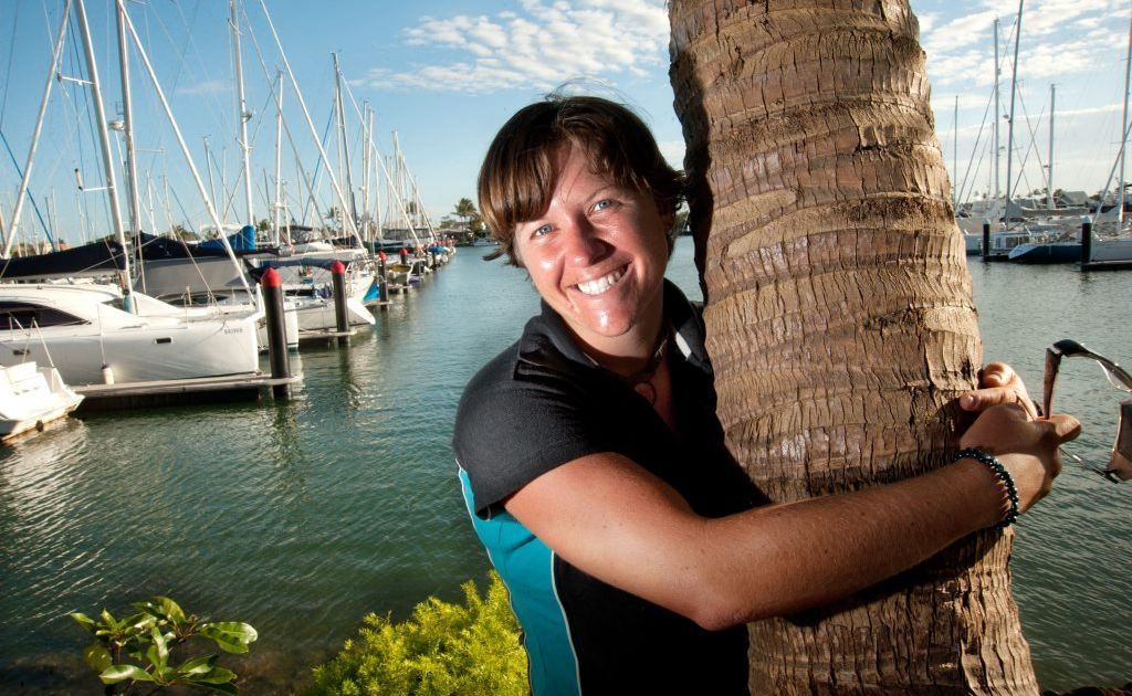 Maroochydore's Lisa Blair can now add circumnavigator to her resume.