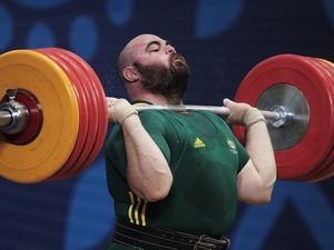 Weightlifters have tough task