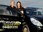 Melissa Brown and Alexis Tramacchi present Gympie's latest innovative business; a convenient designated driver service that gets you home safe in your own car after a few drinks.