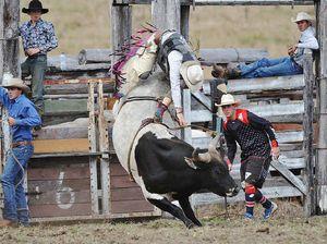 Best bull provides wild ride