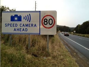 Highway lanes could have different speed limits