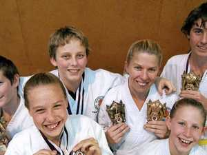 Enthusiasts scoop up medals