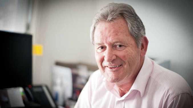 Sawtell Medical Centre mental health nurse practitioner, Jeff Hardcastle.