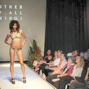 Fashion show voyeur