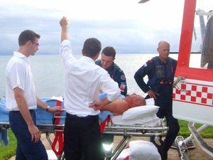 CQ Rescue milestone