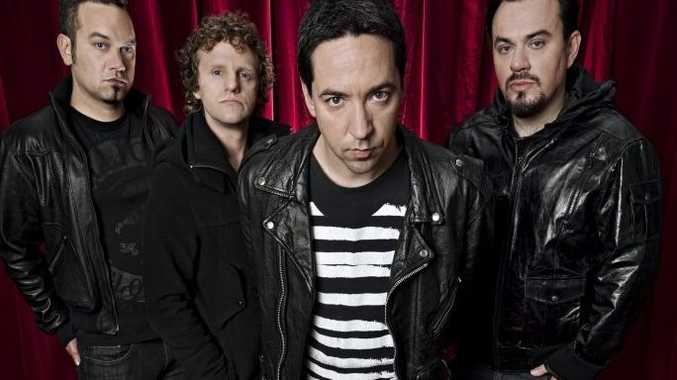 Shihad's documentary Beautiful Machine will premiere at Splendour in the Grass this Sunday.