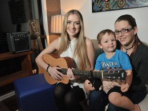 Kelsie helps mums find their voice