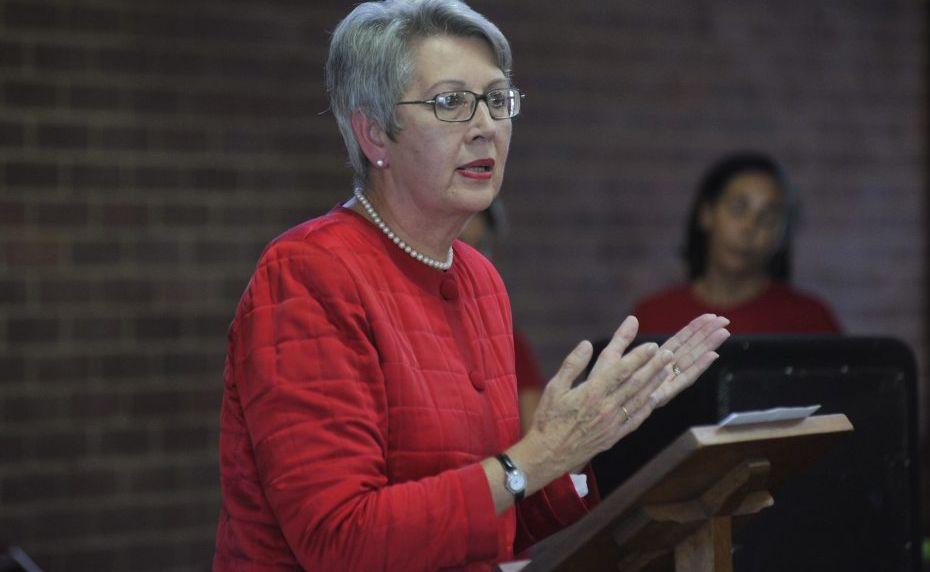 Mayor Jenny Dowell