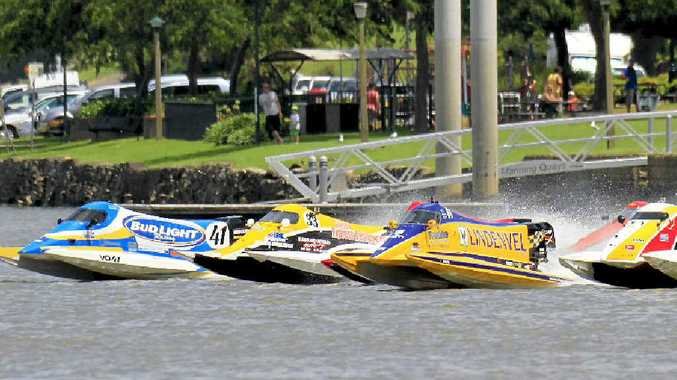 A new powerboat racing event will be held in Bundaberg to replace the Bundy Thunder.