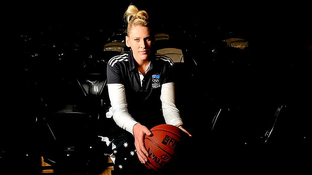 WOMEN'S basketballer Lauren Jackson has been named as Australia's flag-bearer at the opening ceremony for the London Olympics.