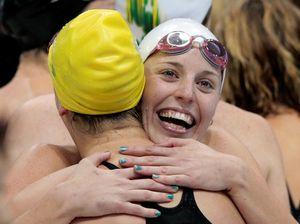 Relay team lands first Aussie gold