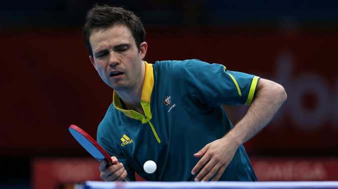 William Henzell's quest for singles glory ended in seven thrilling sets against Vladimir samsonov of Belarus.