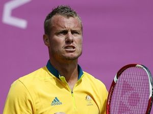 Hewitt downs Cilic