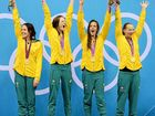 Coast's Olympic golden girls