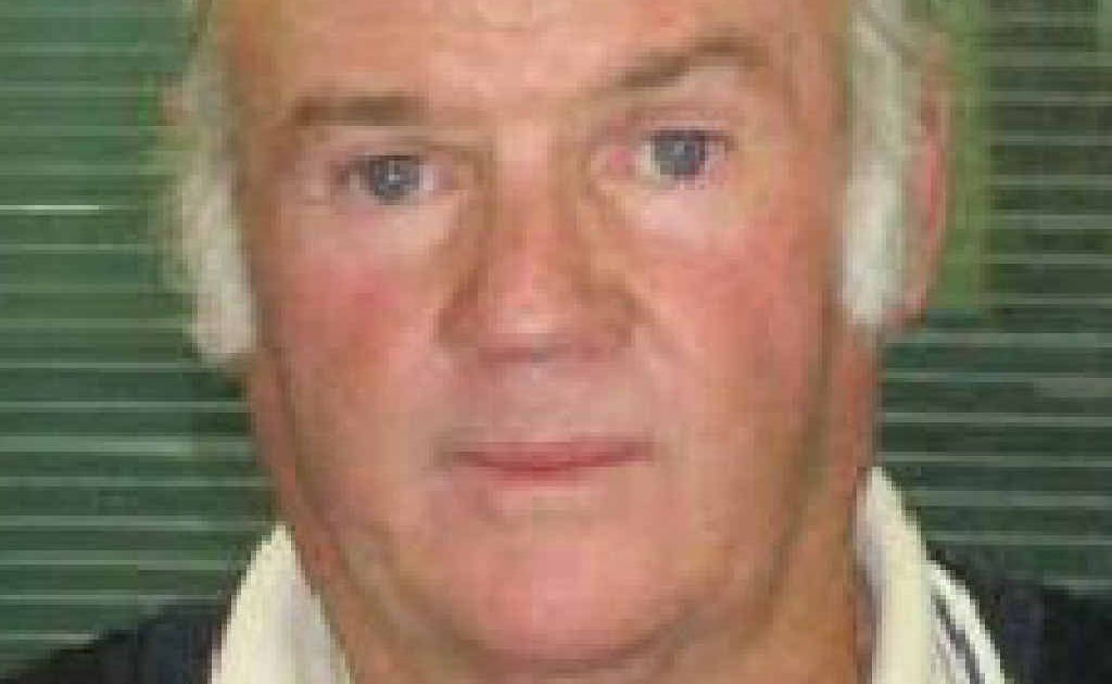 Ian Hannaford has been remanded behind bars charged with murder.