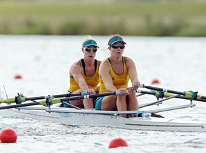 Records tumble for rowers