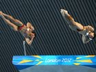 Chinese duo take diving gold