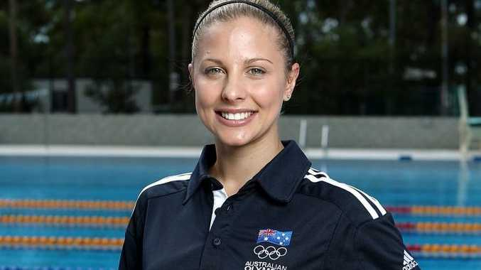 Diver Sharleen Stratton