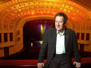 Geoffrey Rush returns to Toowoomba