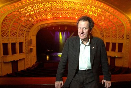 Geoffrey Rush has been awarded a Companion in the Order of Australia.