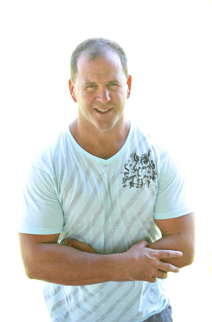 Former Rhinos coach Shaun Fathers.