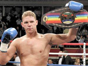 Champ aims to take down Fletcher