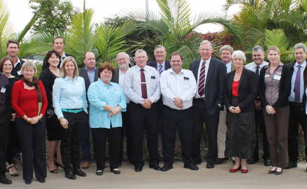 The Central Queensland Regional Planning Committee meets in Emerald.