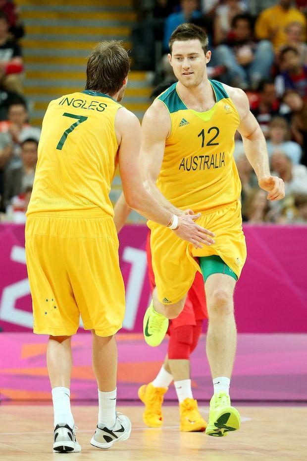 Australia has defeated China 81-61.