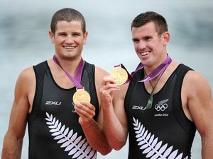 NZ win first gold medal