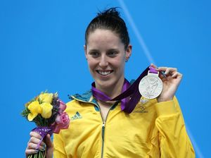 Queenslander Alicia Coutts named Aussie swimmer of the year