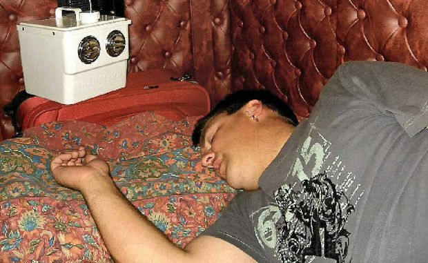 BROKEN SLEEP: Research has revealed that more than four in 10 Australian truck drivers suffer from a sleep disorder.