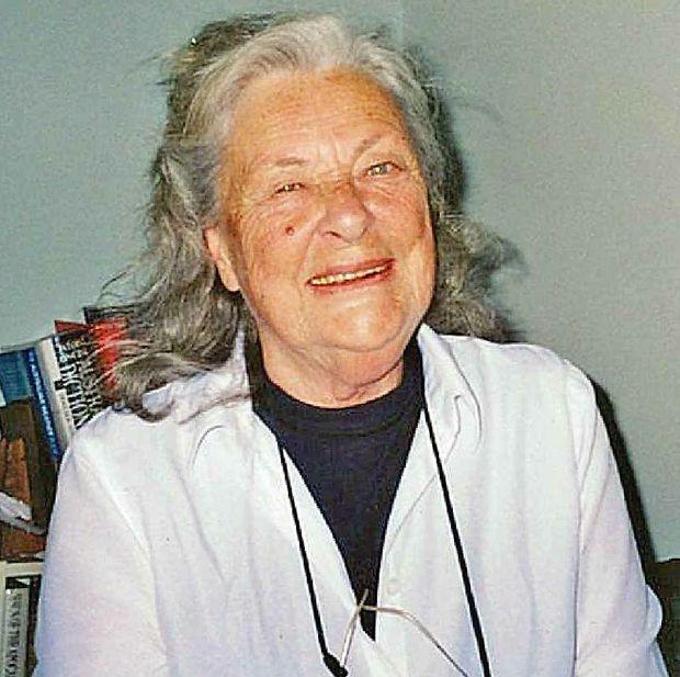 ROLE MODEL: Sonia Atkinson.