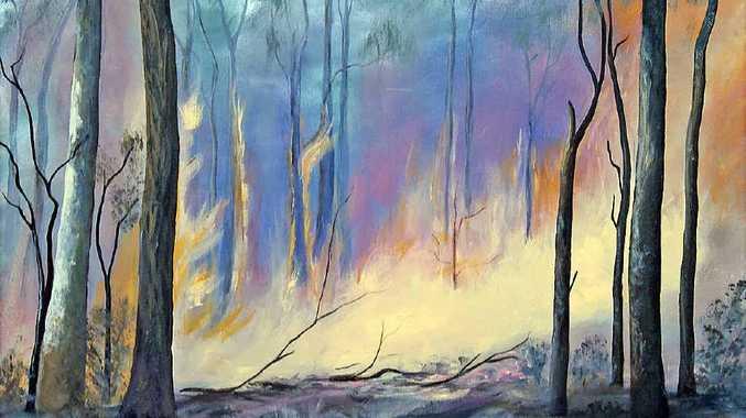 Fiery Ambers by Pauline J. Mortimer