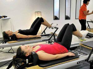 Pilates proving popular