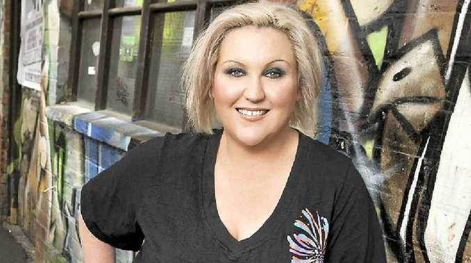 "Radio personality Meshel Laurie has labelled Toowoomba as ""oppressive""."