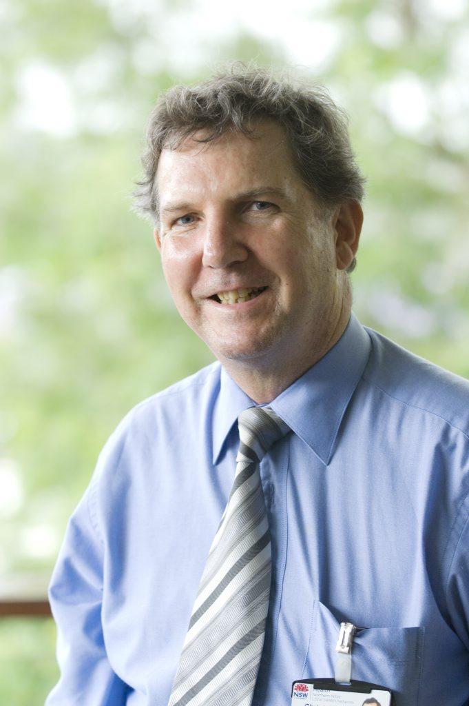Northern NSW Local Health District Chief Executive Chris Crawford. Photo Jay Cronan / The Northern Star