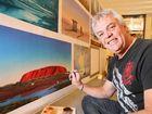 Wayne helps paint brighter future