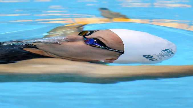Meagen Nay has finished fifth in the women's 200 metre backstroke.
